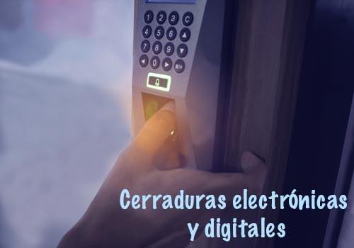 Cerraduras Electrónicas y Digitales Barcelona