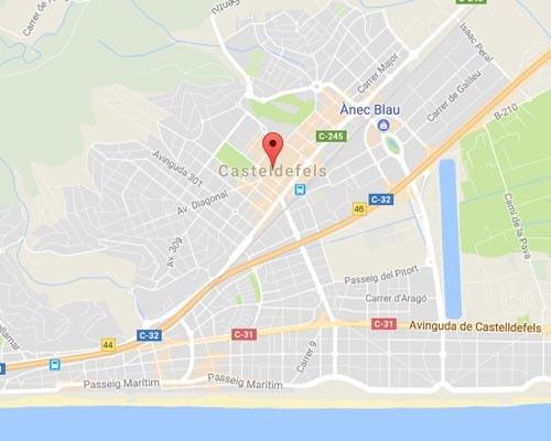 Cerrajeros Castelldefels 24 horas