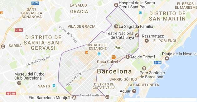Cerrajeros l'eixample barcelona